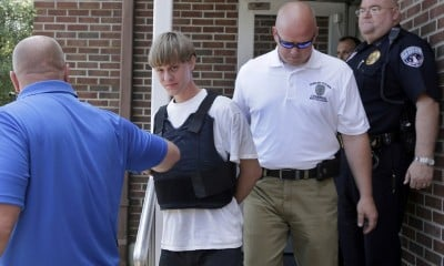 dylan roof bullet proof vest