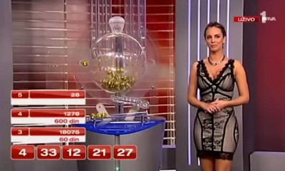 serbia lottery scandal