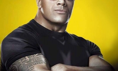 the rock as johnny bravo