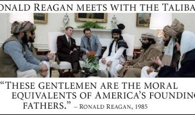 reagan taliban quote