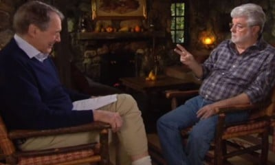 george lucas on charlie rose