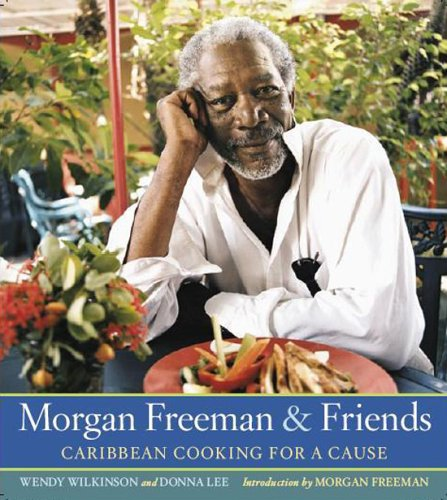 morgan freeman cookbook