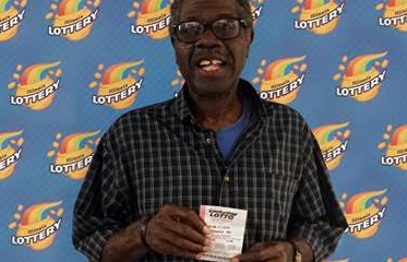 man wins lottery twice