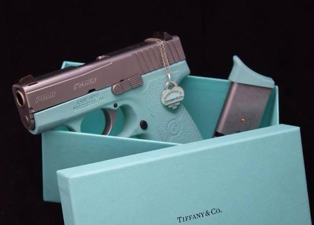 Tiffany & Co Gun: Real or Fake?